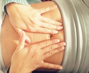 stomach 25 acupoint